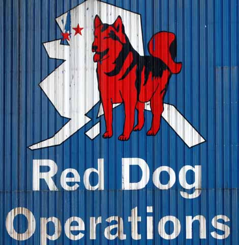 Click for Red Dog, Red Dog Airport, Alaska Forecast